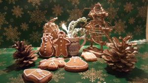 świąteczne pierniki