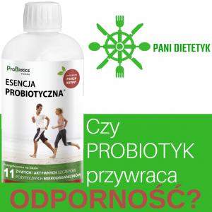 Probiotyk a Odporność